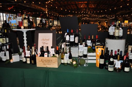 Donate a Bottle to the Auction & Gala Wine Cellar