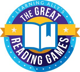Learning Ally's The Great Reading Games