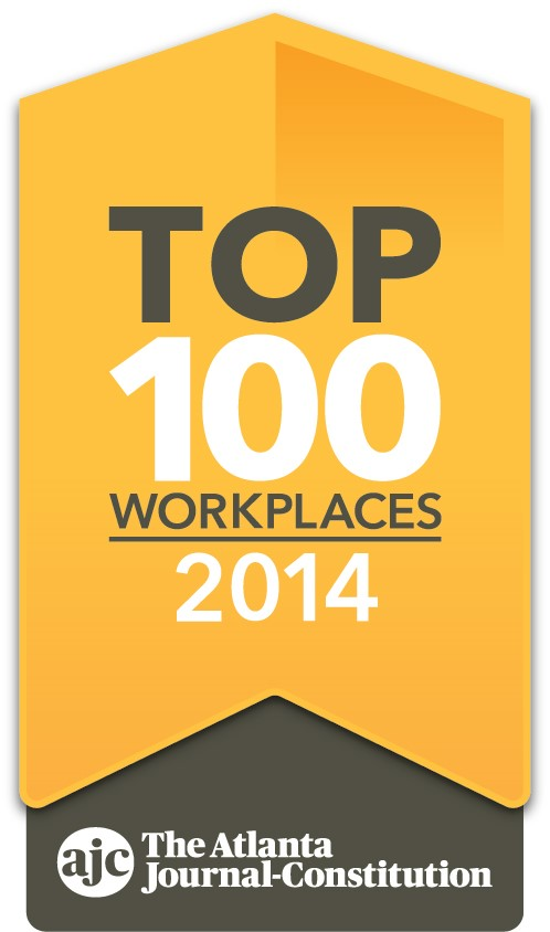 top 100 Workplaces 2014
